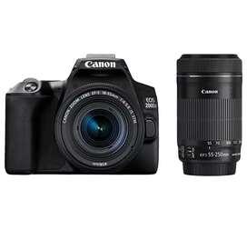 Canon 200D mark 2 DSLR camera