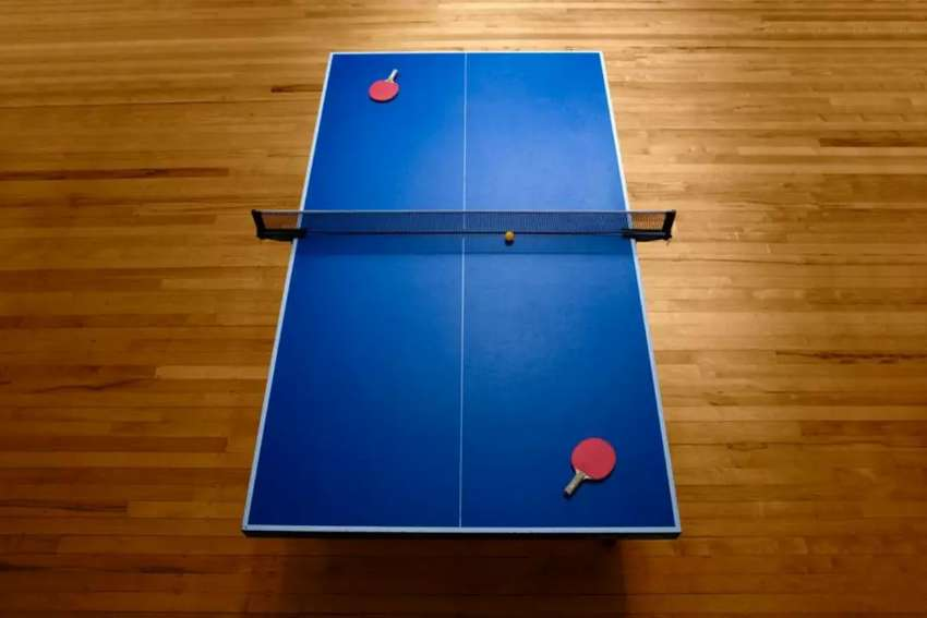 Ping pong table brand new avliable 0