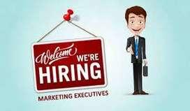 wanted marketing executives for real estate company