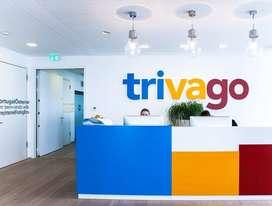 Trivago process jobs for KYC/ BPO/ Back office Executives