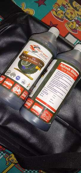 Anti Puncture Liquid(tube and tube less) , Puncture Free Pvt