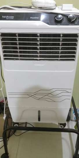Newly bought Hindware Cooler Just One month in good condition