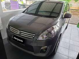 Suzuki Ertiga GX MT 2014 KM Low Mulus Terawat