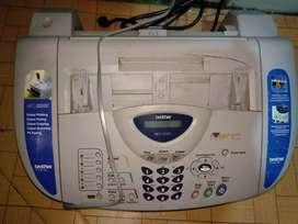 Printer brother mf3200c kondisi nyala.