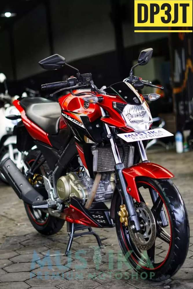 Yamaha Vixion Advance 2018, Pajak Panjang N Panjen,Danny Mustika Motor