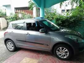 Swift ZXI grey color for sell.1st owner, excellent condition