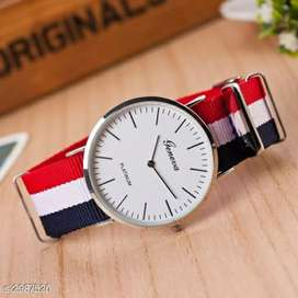 New Unique Attractive man and woman analog watch