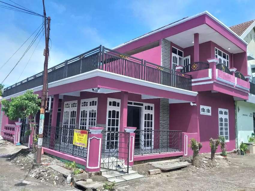 Rumah 2 Lantai Siap Huni 0