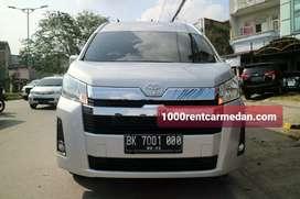 Rental Mobil Hiace | Rental Hiace Premio 14 Seat Medan (Murah)