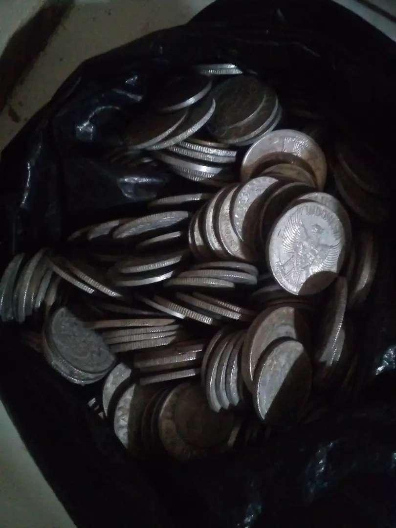 Uang koin lama campur, ada 400keping 0