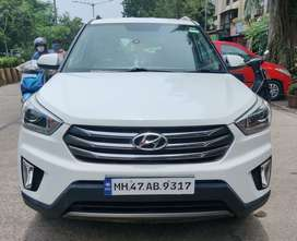 Hyundai Creta 1.6 SX Plus, 2018, Petrol