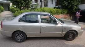 Hyundai Accent Oct 2009 Model in excellent condition