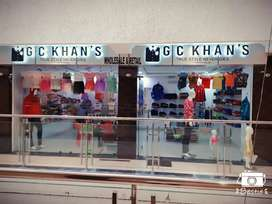 BRANDED KIDS WEAR IN REASONABLE PRICE AT G C KHAN'S-KAKAJI CITY CENTER