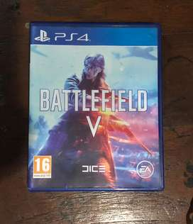 Kaset ps 4 battlefield V