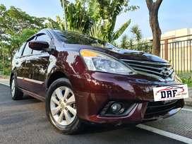 Nissan New Grand Livina SV Upgrade XV 2014 AT. GARANSI 1 TAHUN