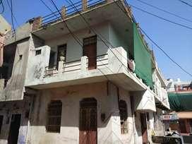 Corner house for selling
