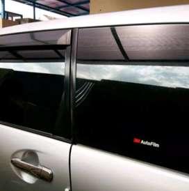 Kaca film 3M, Sunpolar sangat nyaman dipakai berkendara