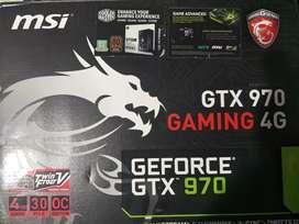 Graphic card GTX 970 4G