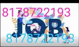 Weekend part time opportunity for all freshers home based work