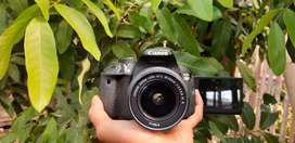 Canon 700 d jual cepat murah