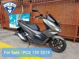 [DP RINGAN] PCX 150 CBS Nik 2019 Buruan Stok Terbatas Non ABS ON WOW