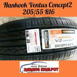 BAN BARU 205/55R16 HANKOOK VENTUS CONCEPT mobil Altis BMW Civic Mercy