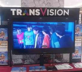 Super promo Transvision HD resmi Dumai nonton puas gambar jernih