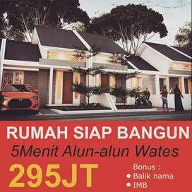 Promo Rumah Murah di Pengasih Kulon Progo