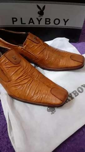 Sepatu formal playboy size 44