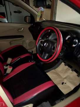 Brio E manual merah DR asli
