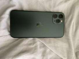 Iphone 11 pro 64 gb Midnight Green colour