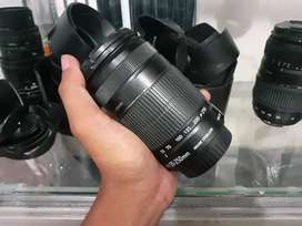 Lensa canon 55-250is II murah aja af normal