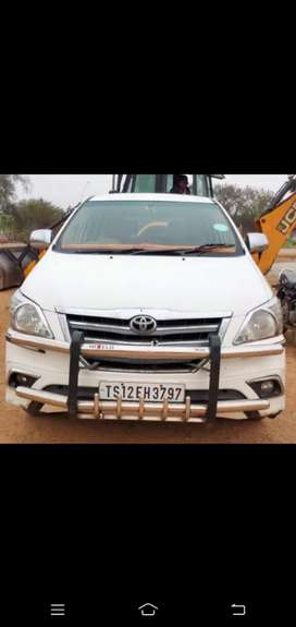 Innova  Car. Selling NOC available