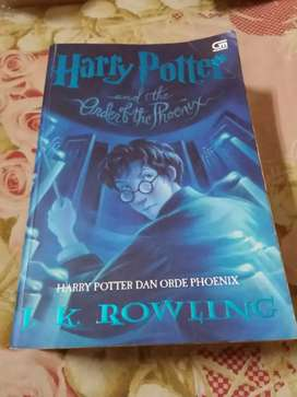 Novel Harry Potter 5
