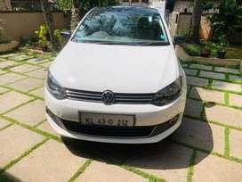 Volkswagen Vento 2014 Diesel Well Maintained