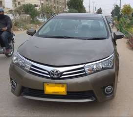 Toyota Altis Grande 2016 Immaculate condition
