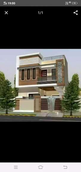 A beautiful Double story house for sale in prime location basant vihar