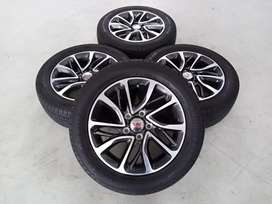 Jual Velg Oem Mobil Wuling Cortez Ring 16 + Ban Goodyear 205/55/R16
