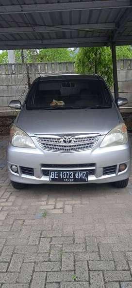 Dijual Mobil Avavza 2009.. noken.. pajak hidup.. plat panjang