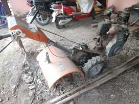Power Weeder small tractor best condition