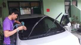 kaca film mobil bergaransi 5 tahun tolak panas