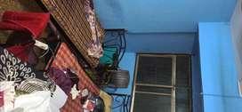 2bhk flat 1bathroom 2 toilets western &indian