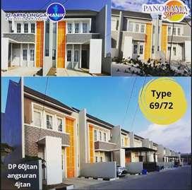 Rumah murah dekat dengan bandara Soekarno Hatta