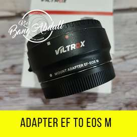 viltrox Adapter Lensa Eos To Canon Mirrorless