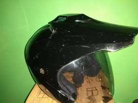 Helm bawaan yamaha x-ride