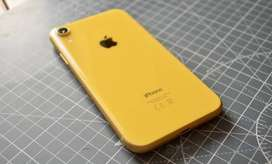 Used iPhone XR in 64 GB ROM with all accessories available on EMI