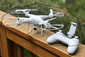 Drone with best hd Camera with remote all assesories...216gdhgt