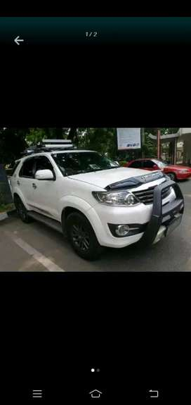 Mobil Fortuner 2016 4x4