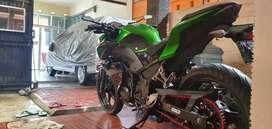 Kawasaki Z250 TH 2016