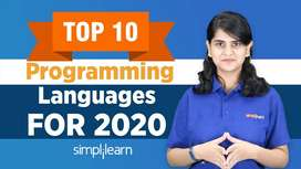 best programming language training with certification